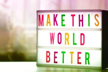make this world better